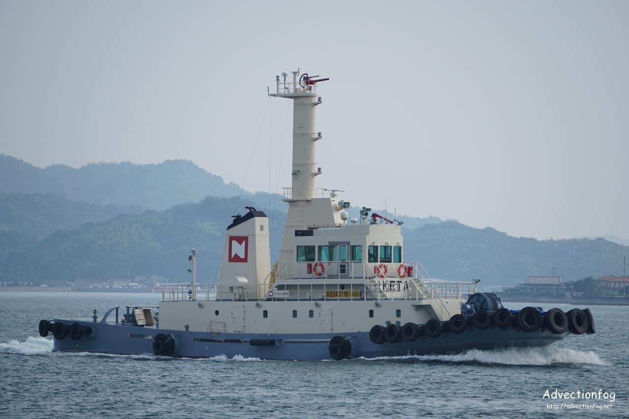 内海曳船 タグボート[Advectionf...